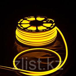 Гибкий неон желтый для декораций