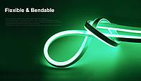 220в Flex LED Neon зеленый, фото 2