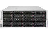 "Платформа Supermicro 4U SSG-5048R-E1CR36L, Один процессор E5-2600v3/v4, Intel C612, DDR4, 36x3.5""HDD"