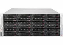 "Платформа Supermicro 4U SSG-5048R-E1CR36L, Один процессор E5-2600v3/v4, Intel C612, DDR4, 36x3.5""HDD"