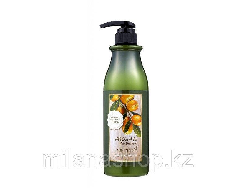 Welcos Confume Argan Hair Conditioner - Кондиционер для волос с аргановым маслом