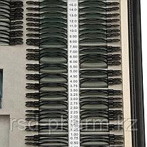 """Набор пробных очковых линз """"АРМЕД"""" с оправой на 232 линзы с поверкой, фото 3"""
