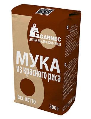 Мука Гарнец из красного риса, 500 гр