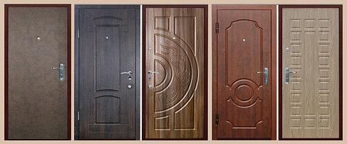 Противопожарные металлические двери , фото 2