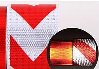 Светоотражающая контурная клейкая лента, 10 см х 25 м, фото 1