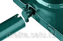 """Домкрат гидравлический бутылочный """"Kraft-Lift"""", сварной, 4т, 206-393мм, KRAFTOOL 43462-4, фото 3"""