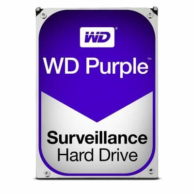 "Жесткий диск Western Digital Purple 8TB 3.5"" IntelliPower 128Mb SATA3"