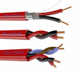 КСРВ нг(А)-FRLS 4х0,5 - кабель для монтажа ОПС и телекоммуникаций