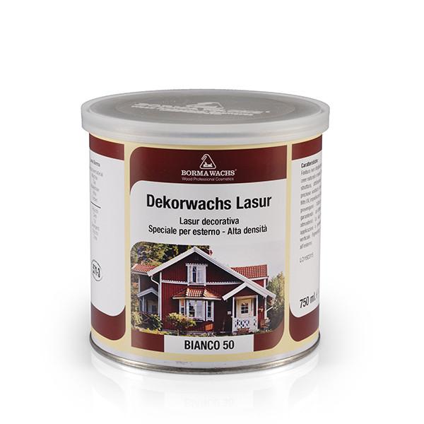 Декоративная восковая эмаль Dekorwachs Lasur 750мл