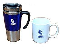 Термокружка с нанесением логотипа компании, фото 1