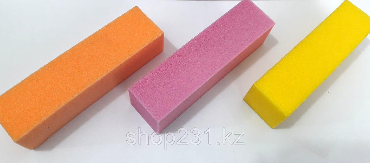Набор-Блок полировочный цветной (3шт.).