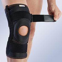 Наколенник с боковыми усилением Orliman 7103 ортез коленный