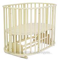 СКВ-10 Кровать детская универсальная,цвет бежевый, фото 2