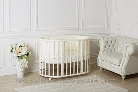 СКВ-10 Кровать детская универсальная,цвет бежевый