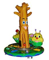 Игровой автомат - Worm carousel