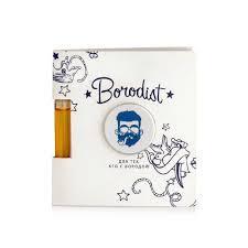 Пробный набор от Borodist
