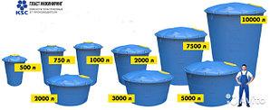 Емкости цилиндрические Лепесток