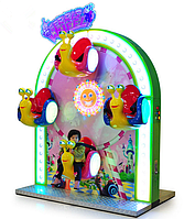 Игровой автомат - snail wheel carousel