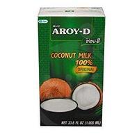 Молоко кокосовое AROY-D ,1 литр