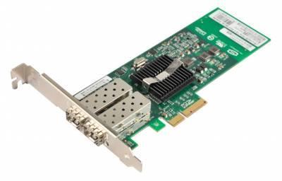 Сетевая карта 2 порта 1000Base-X SNR-E1G42EX