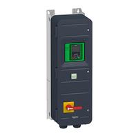 Преобразователь частоты ATV650 - 37 кВт/50 л.с. - 380…480 В - IP55 с разъединителем Vario