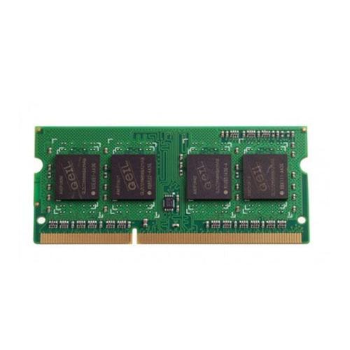 Для ноутбука 4Gb DDR3L 1600Mhz GEIL PC3 12800 GGS34GB1600C11S SO-DIMM 1,35V Low Voltage OEM