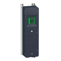Преобразователь частоты ATV650 - 75 кВт/100 л.с. - 380…480 В - IP55
