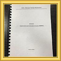 Проектирование Нормативов Размещения Отходов (ПНРО)