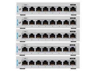 Коммутатор UniFi Switch 8 (5-pack)