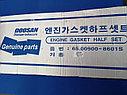 Ремкомплект прокладок DOOSAN DE12TIS 65.00900-8601S, фото 2