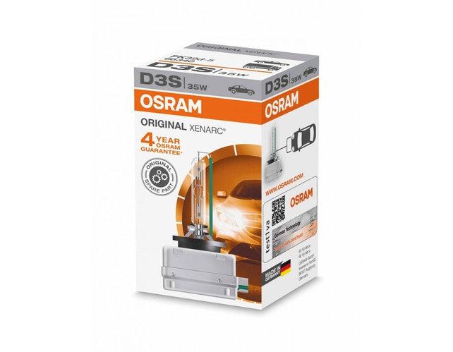 Ксеноновые лампы D3S Osram XENARC ORIGINAL