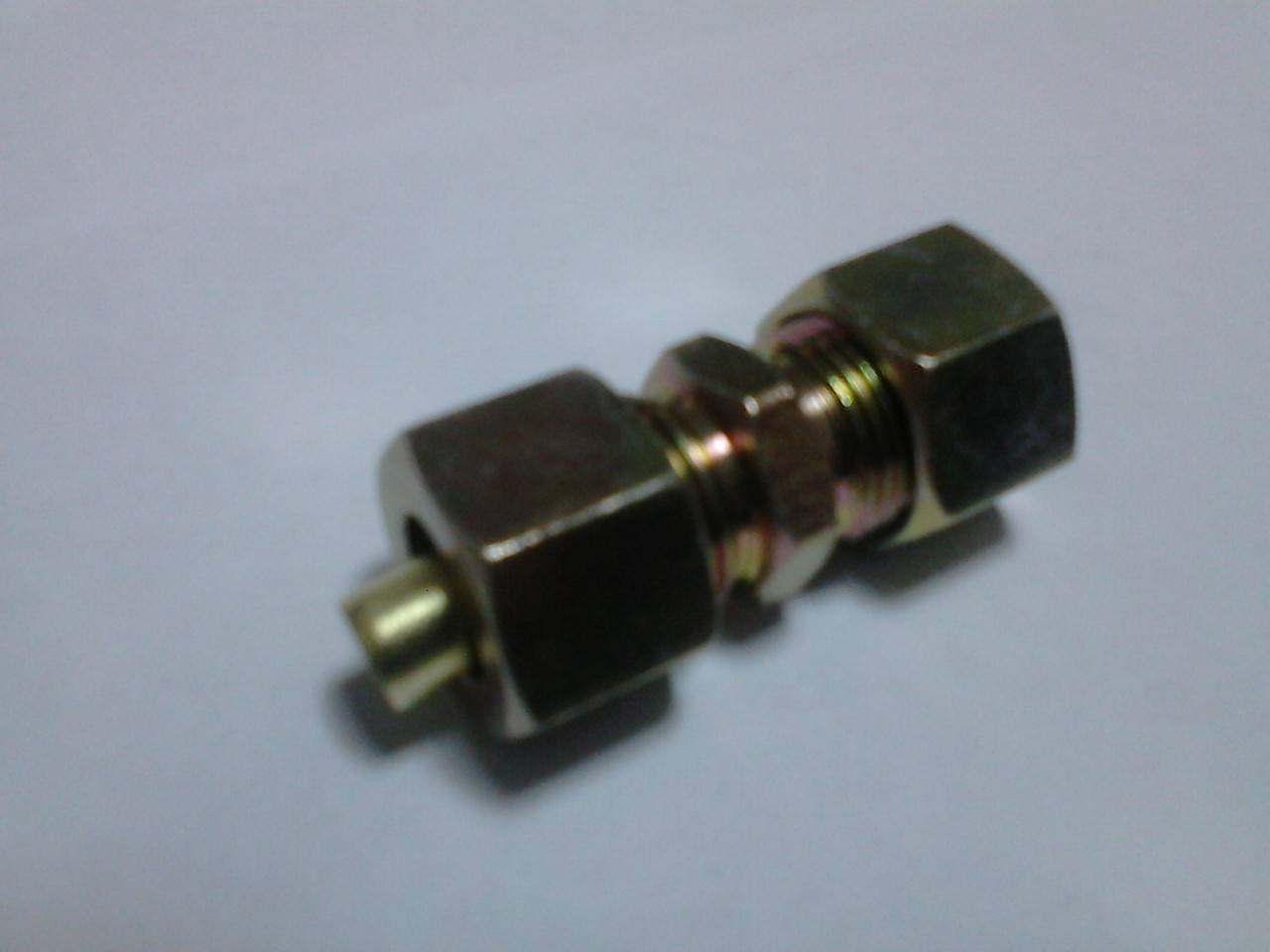 Соединение аварийное ZA12B 1.5 (трубка 12, резьбовое соединение M18X1.5)