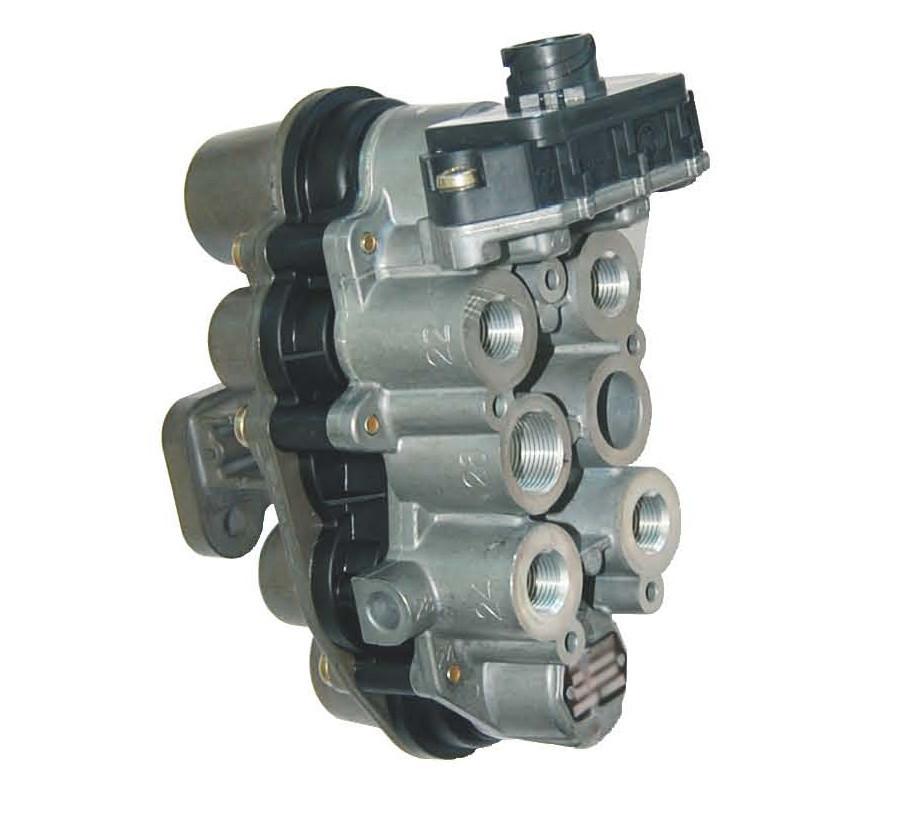 Клапан защитный 4-х контурный AE4516 IVECO (с датчиком) Турция