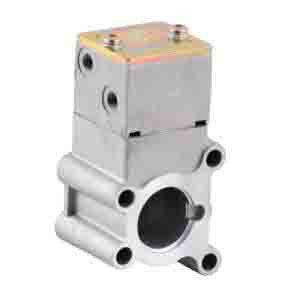 Пневматический клапан делителя КПП Аналог RVI 5000673571 Турция