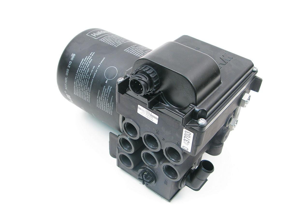 Осушитель воздуха, блок ECAM 950310014 MAN 81521086023