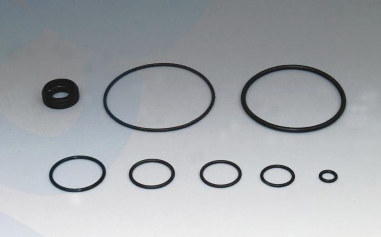Ремкомплект 9730110002 Ускорительного клапана WABCO 9730110000, 9730110010, 9730110090, 9730110100 Турция