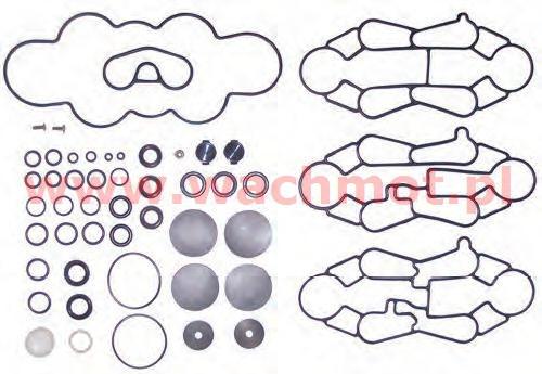 Рем. комплект крана AE4510, AE4525, AE4526, AE4528 (универсальный)