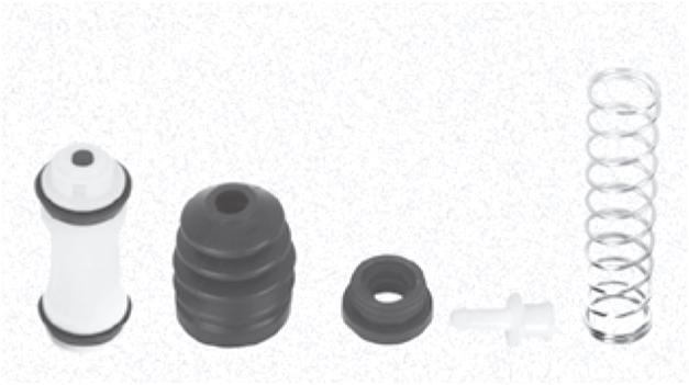 Рем. комплект цилиндра сцепления 627201AM DAF Турция