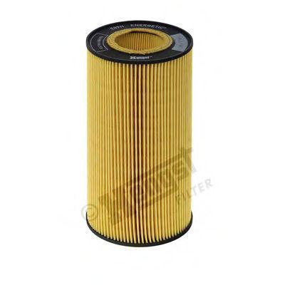 Масляный фильтр DAF XF105, CF 85, GINAF X-Series EURO5 E89HD213 HENGST