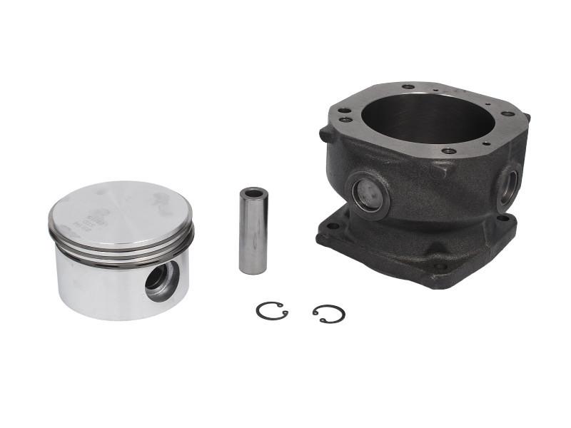 Цилиндр с поршнем компрессора MAN 90,00mm (жидк. охл.)