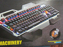 Механическая игровая клавиатура IHOST K109 c настраиваемой светодиодной RGB-подсветкой, Алматы