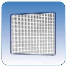 Решетка потолочная декоративная СОТА 600/600