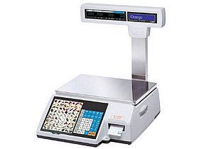 Торговые весы с печатью этикеток CL5000J-15P (вер. 1.6)