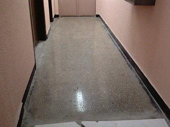 Полированный бетон 5
