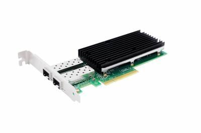 Сетевая карта 2 порта 1000Base-X/10GBase-X/25GBase-X SNR-E2P25GS