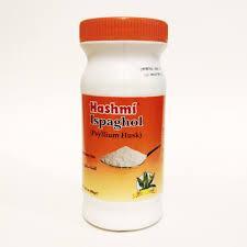 Ispaghol (Испагол) - шелуха семян подорожника, эффективное средство против запоров,  Psyllium Husk,260 гр