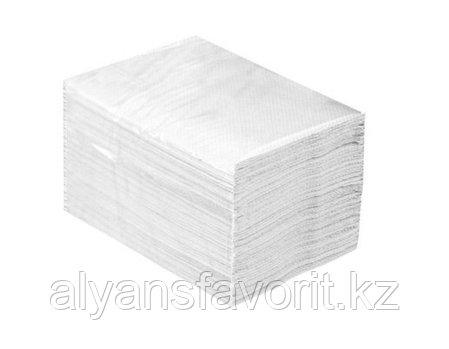 Салфетка для настольного диспенсера 17*21 см.  200 л. в пач. 18 пач/кор., фото 2