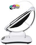Кресло-качалка 4moms MamaRoo4 Silver Plush, фото 4