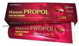 Maxon Propol Toothpaste - Зубная паста – гель с экстрактом прополиса