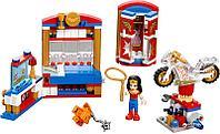 """Конструктор BELA 10616 """"Super Power Girls"""" (Аналог Lego 41235) Супергёрлз """"Дом Чудо-женщины"""" 192 детали"""